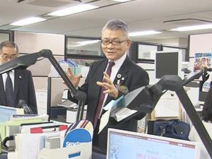 秘書柿崎のボス観察日記